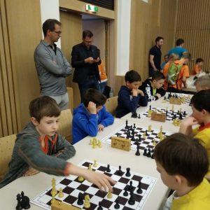 Landesschulschachmeisterschaften 2018